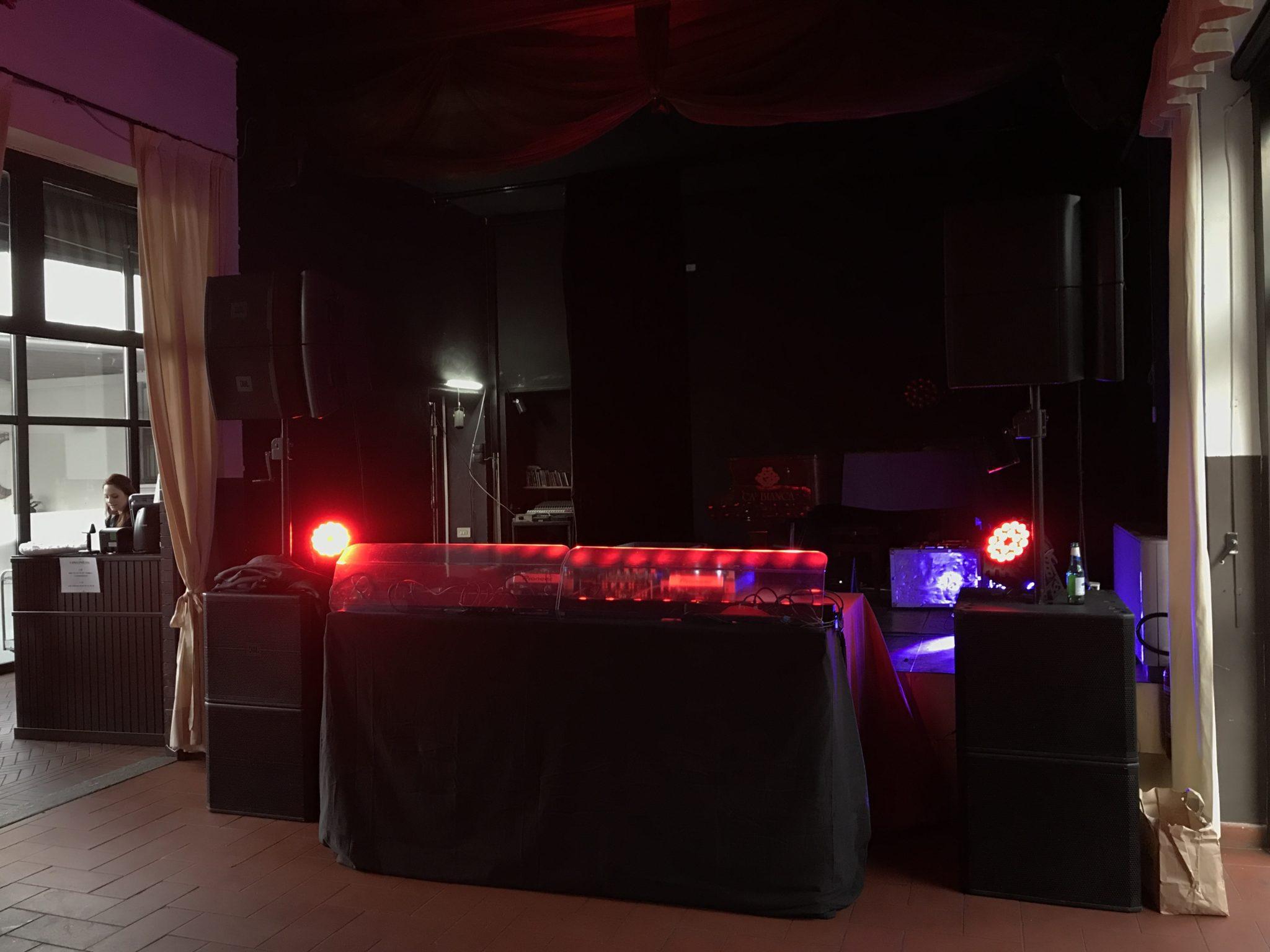 impianto audio milano